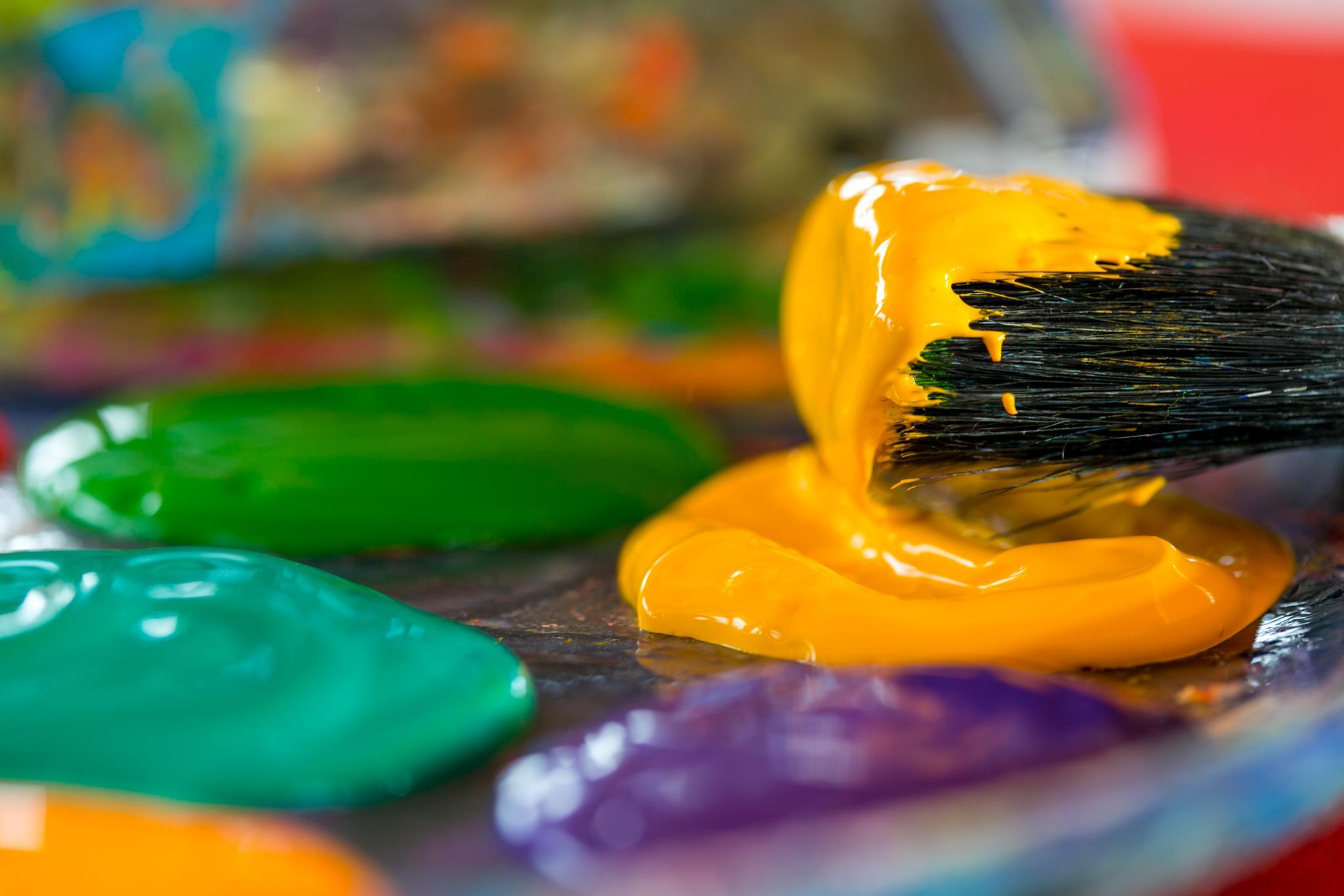 Ziele farben kennenlernen